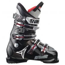 Горнолыжные ботинки Atomic B 70 (black/black trans.)