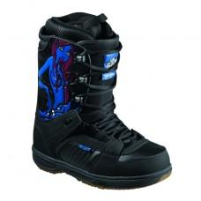Сноубордические ботинки Vans Jamie Lynn (Black/Art)