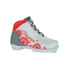 Лыжные ботинки Marpetti Bambini NNN red/silver