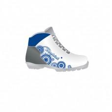 Лыжные ботинки Marpetti Bambini NNN blue