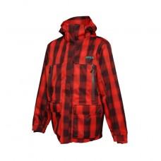 Куртка сноубордическая RipCurl The Pendleton Yd Jkt (Flame Scarlet)