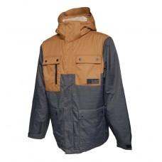 Куртка сноубордическая RipCurl The Overture Ht Jkt (Rubber)