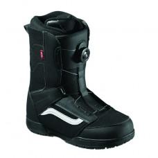 Сноубордические ботинки Vans Ambush (Black/Black)
