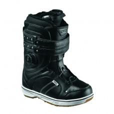 Сноубордические ботинки Vans Kira W (Black/Gum)