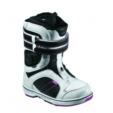 Сноубордические ботинки Vans Kira W (White/Black)