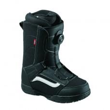 Сноубордические ботинки Vans Ambush W (Black/Black)