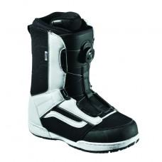 Сноубордические ботинки Vans Ambush W (Black/White)