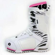 Сноубордические ботинки Atom Fancy (White)
