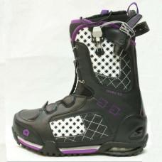 Сноубордические ботинки Atom A-Angel (Black)