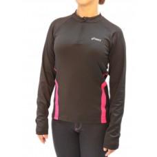 Беговая рубашка Asics Vesta LS 1/2 Zip (322314_0211)