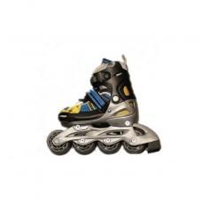 Роликовые коньки GoodYear ROD Black/Blue/Yellow