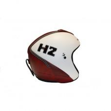 Шлем горнолыжный HMR H2 Bicolore Pelle Rossa/Bianco (0027)