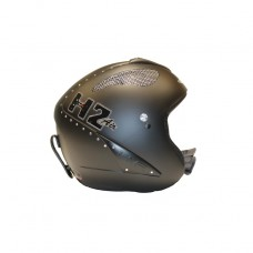 Шлем горнолыжный HMR H2 Air Nero Con Swarovski (0606)