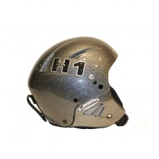 Шлем горнолыжный HMR H1 Evo Alluminio Spazzolato (0046)