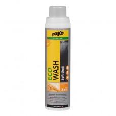Пропитки для стирки мембран TOKO Eco Soft-Shell Wash 250ml INT (5582405)