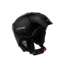Горнолыжный шлем Cebe Stream Mat Black With Silver Tripods (1131789)