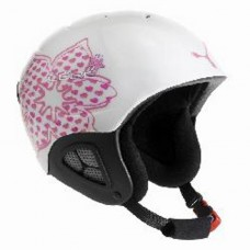 Горнолыжный шлем Cebe Pluma Junior Basics Pink Snowflakes (1119420)