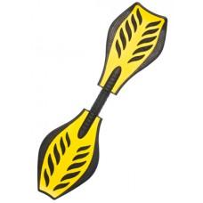 Роллерсерф WaveBoard подростковый желтый