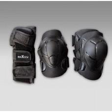 Защита MaxCity детская Color черный
