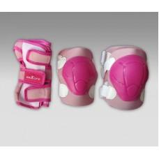 Защита MaxCity детская Color розовый