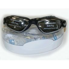 Очки для плавания оправа силикон