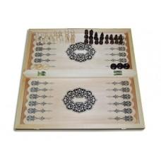 Игра 3 в 1 (Нарды,шашки, шахматы)